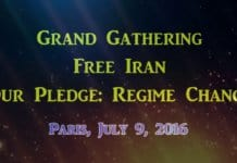 Free Iran, lessen the Threat of Islamic Extremism