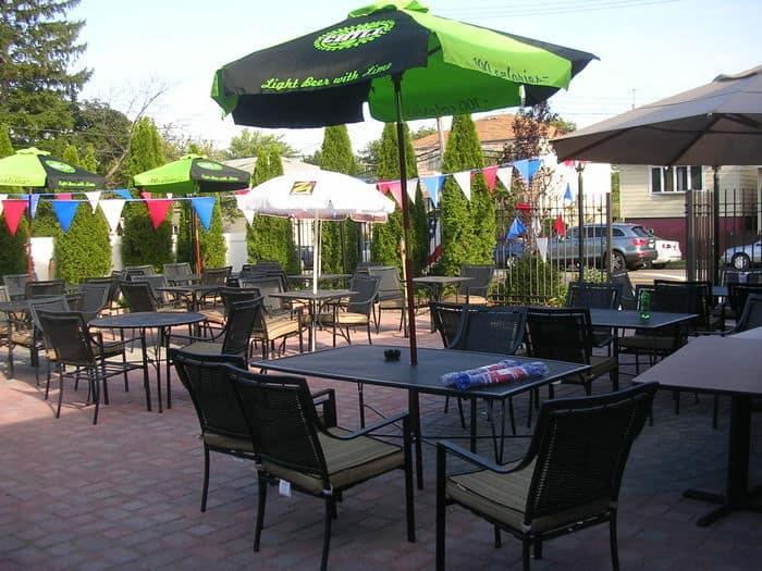Villa Erasmo Restaurant Middle Village Ny