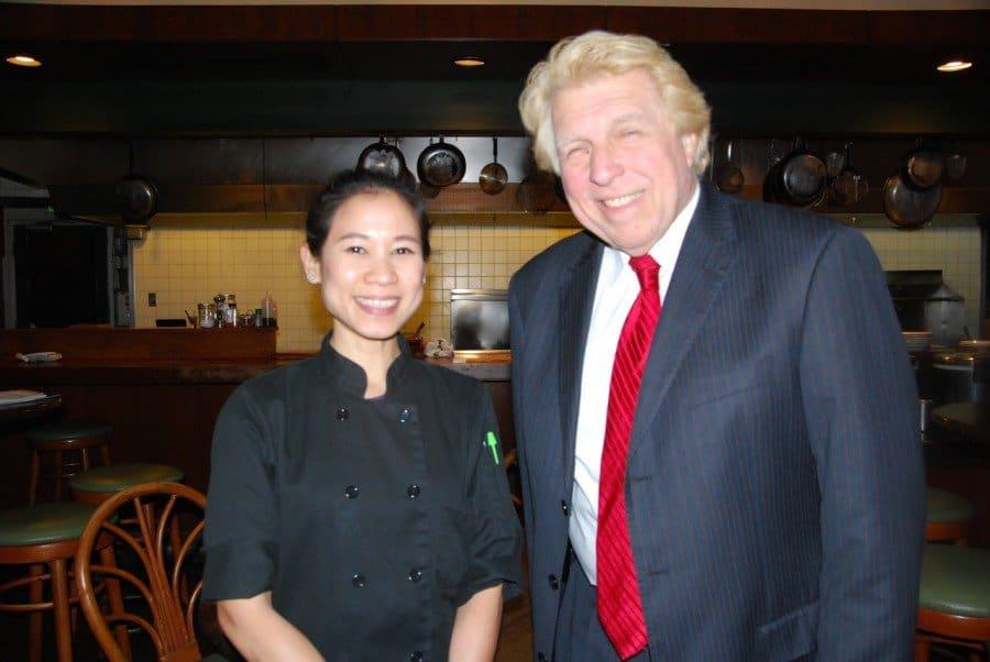 poly srisiri thai chef typhoon restaurant.