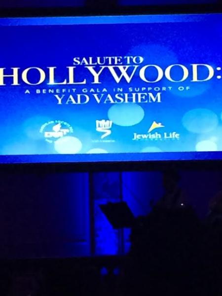 Memorial Shrine, a Salute To Hollywood.