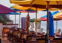 Oceanview bar grill.