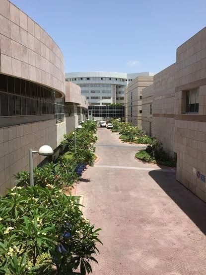 Sheba medical center, a medical city to be proud of.