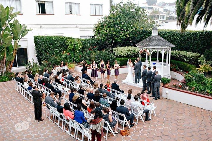 Hotel Laguna Beach Wedding
