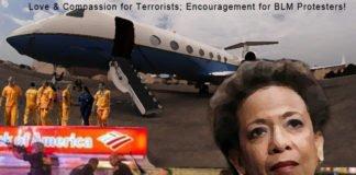 Loretta Lynch: love and compassion for terrorists.