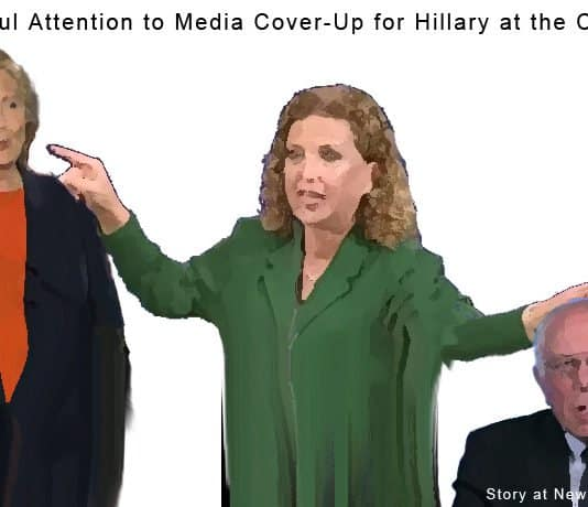 watch for media coverup for hillary.