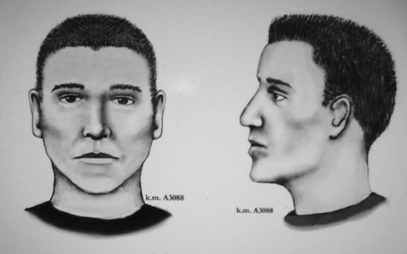 Phoenix Serial Street-Shooter police sketch iii