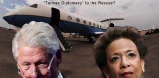 tarmac diplomacy.