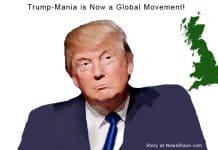 Trump-mania.