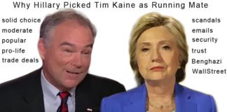 Why Hillary Picked Tim Kaine as Running Mate.