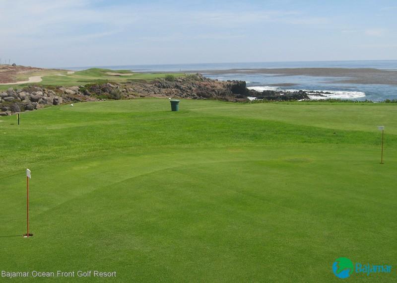 Bajamar golf green.