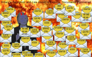 Hillary's Deception and Lies About to Explode: Documents Recovered
