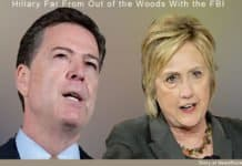 Hillary Clinton FBI, James Comey