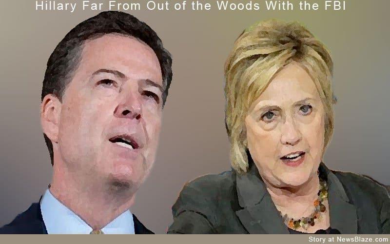 Hillary Clinton FBI, James Comey