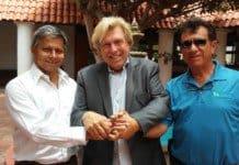 Mario Garcia, Pete Allman and Rudy Mellado.