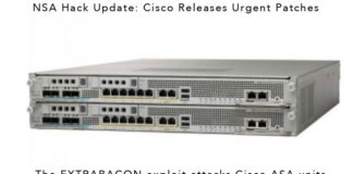 nsa hack update- cisco releases urgent patches