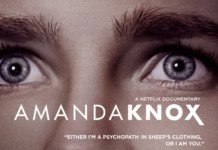 amanda knox poster.