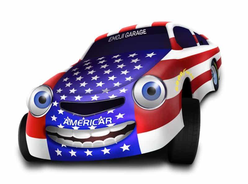 Americar NASCAR.