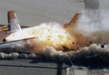 boeing 720 controlled impact demonstration.