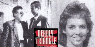 deadly triangle.
