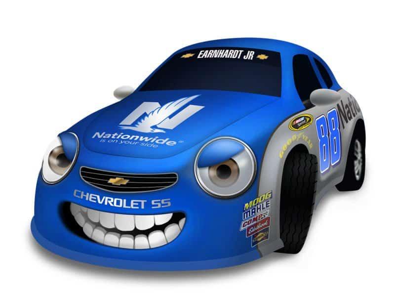 Earnhardt Jr. NASCAR.