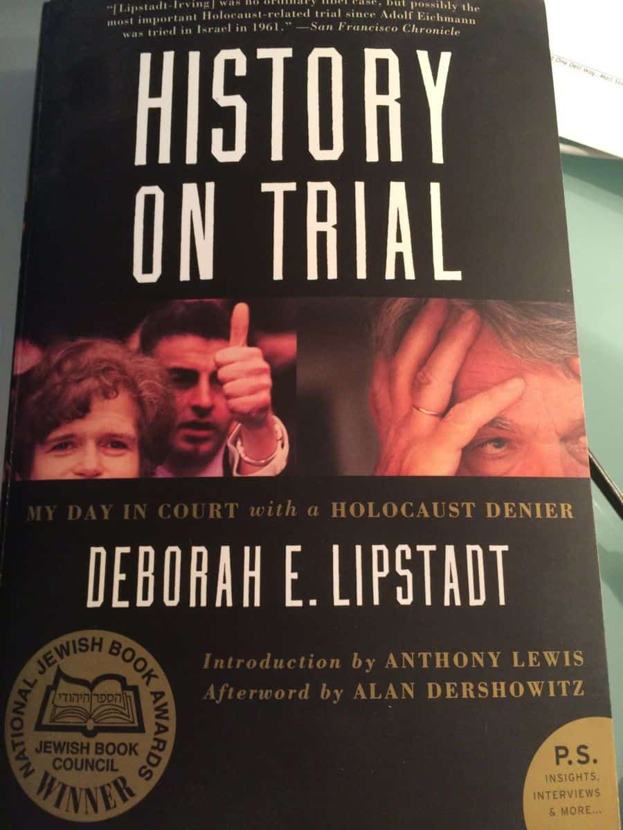 history on trial book cover.
