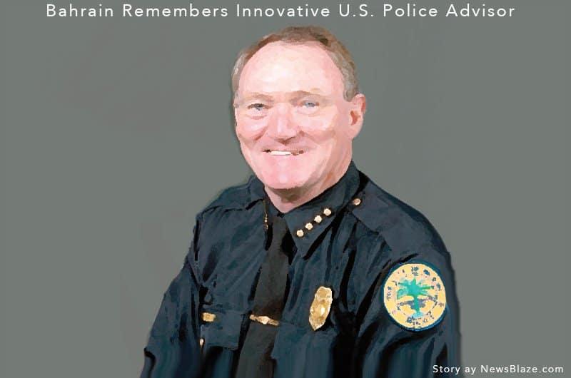 john timoney, U.S. Police Advisor.