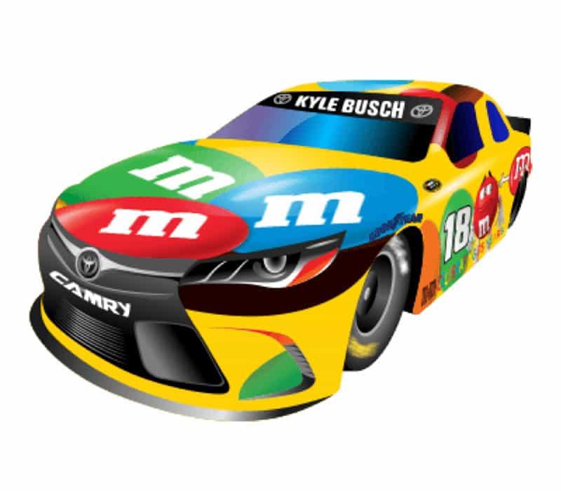Kyle Busch NASCAR.