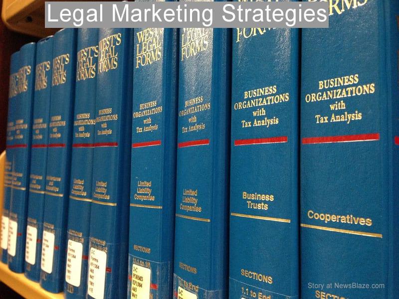 Legal Marketing Strategies.