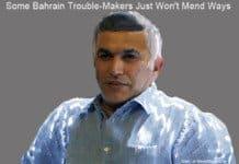 Nabeel Rajab - bahrain.
