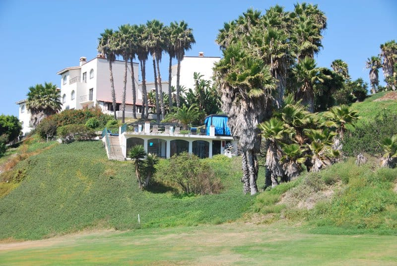 Real del Mar golf resort.