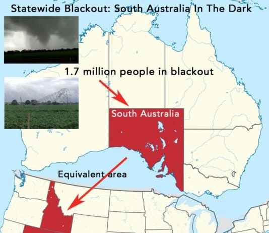 statewide blackout