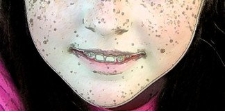 teeth and skin ageing.