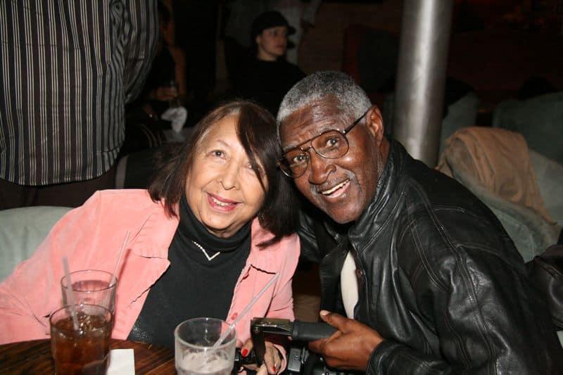 Bill and Reva Jones.