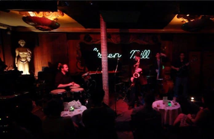 The Frank Catalano Band live at the legendary Green Mill jazz club.