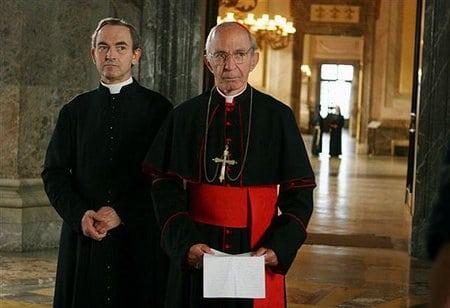 John Paul II movie, Ben Gazarra.