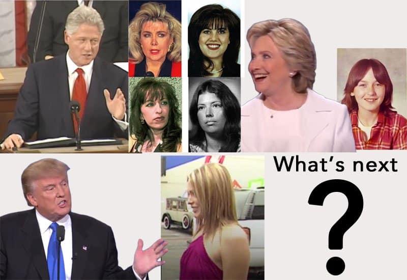 presidential race revelations.