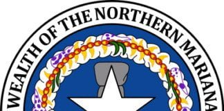 Seal of the Northern Mariana Islands.