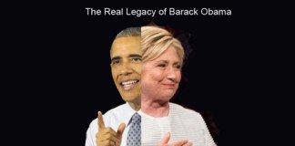 The Real Legacy of Barack Obama.