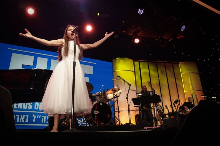 America Got Talent 2016 finalist, opera star 14 year old Laura Bretan