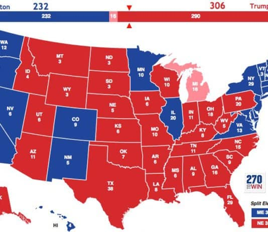 american political revolution 2016.