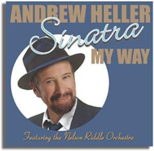 Andrew Heller, Sinatra My Way poster.