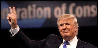 Donald Trump wins the presidency.