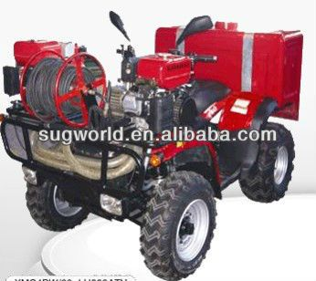 Haifa fire fighters urgently need this ATV