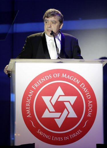 Humanitarian of the Year Award honoree David Suissa