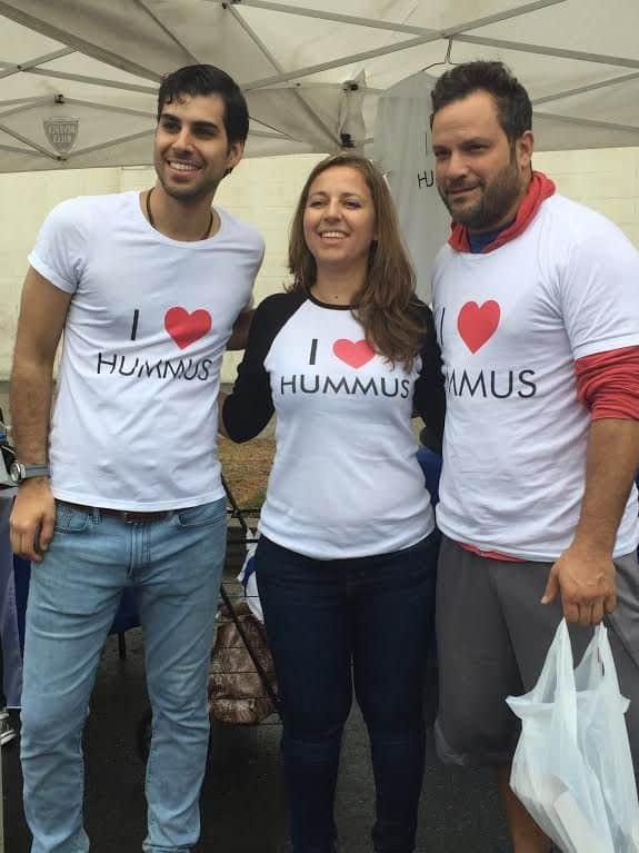 I-Love-hummus film-team.