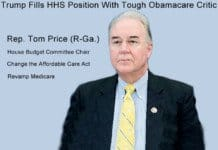 Rep. Tom Price.