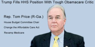 Rep. Tom Price.