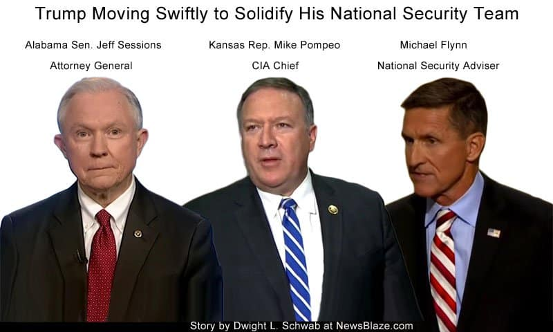 trump national security team.