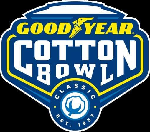 2017 cotton bowl classic logo.