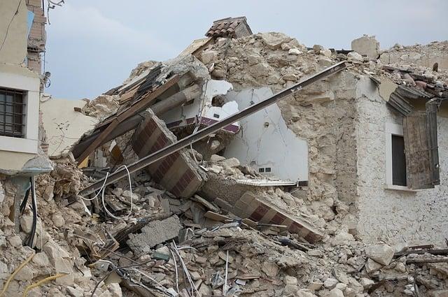 Earthquake Rattles Indonesia.